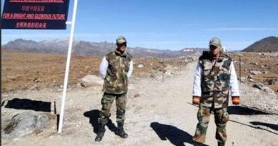 bharat china border