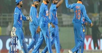 26 सदस्यीय भारतीय टीम का ऑस्ट्रेलिया दौरे के लिए चयन किया एमएसके प्रसाद ने, Dhoni को किया बाहर