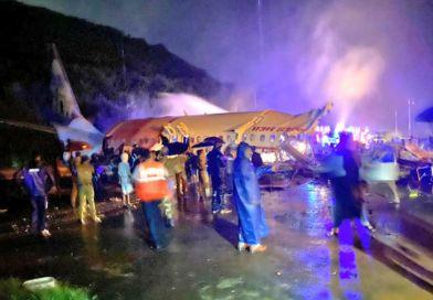 कोझिकोड वंदे भारत फ्लाइट हादसा, अब तक 16 की मौत, 4 यात्री फंसे, 50 गम्भीर