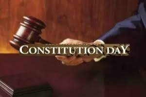 Constitution day 26 november: