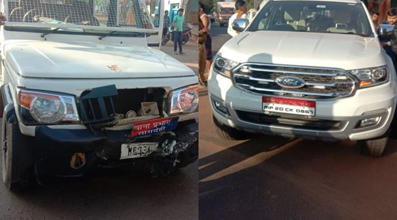 damoh_mla_car_and_police_jeep_accident