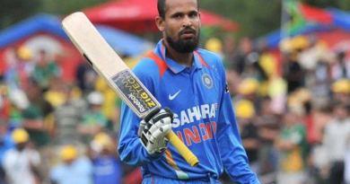 ऑलराउंडर यूसुफ पठान का संन्यास:कहा- भारत के लिए 2 वर्ल्ड कप जीतना और सचिन को कंधे पर उठाना करियर के सबसे यादगार पल