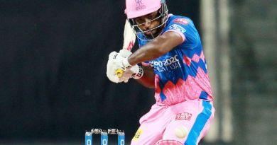 पंजाब ने राजस्थान को 4 रन से हराया:आखिरी ओवर में 13 रन नहीं बना सकी रॉयल्स, सैमसन ने बनाया रिकॉर्ड