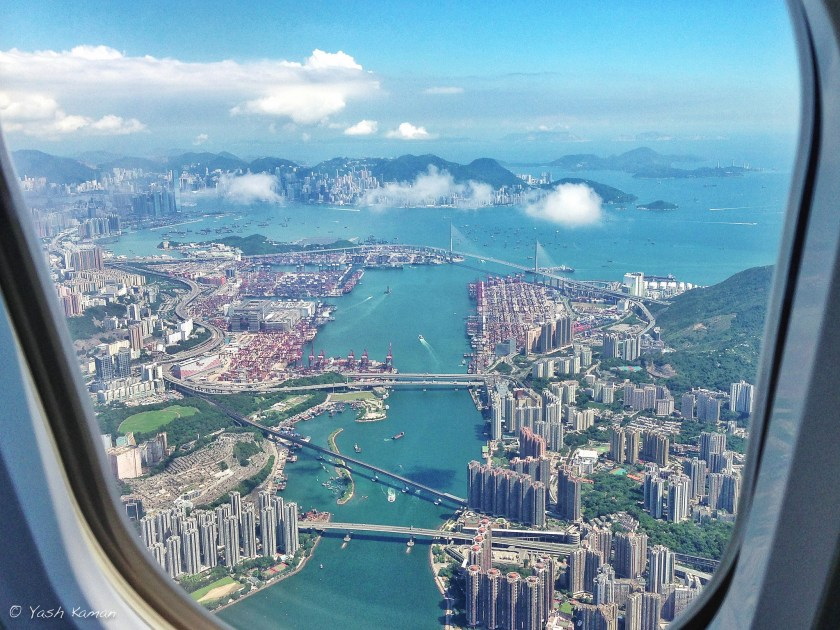 HK From Air 1