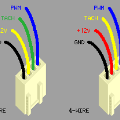 3 Pin Molex Wiring Diagram Three Branches Of Government Computer Fans & Controller - Yashtech Blog