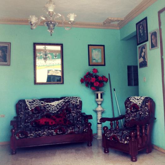 Viajar a Cuba: casa cubana