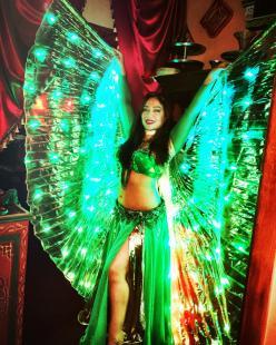 Yamine Wings Dance