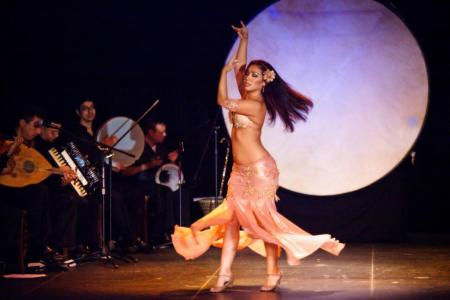 Belly Dance Moonlight