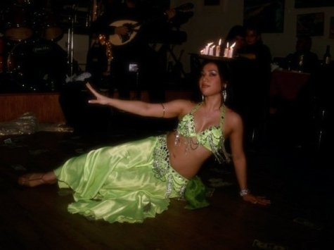 Belly Dancer Yasmine