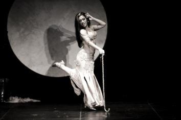 Belly Dance Moonlight