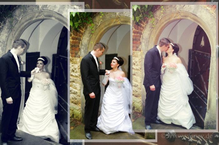 Video Foto Hochzeit Kameramann mit Kamerakran
