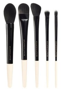 Beauty Counter Cosmetic Brush Collection