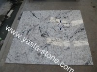 Snow White Granite Tiles,Slabs,Cut To Size Directly from ...