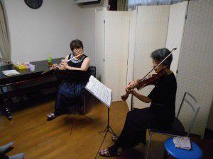 20141129演奏会を開催しました(^-^)v2
