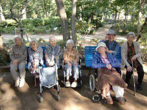 20151009塚山公園と少し前の西公園の写真をアップします♪
