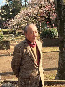 20150311小金井公園へ梅を見に散歩に出掛けました。5