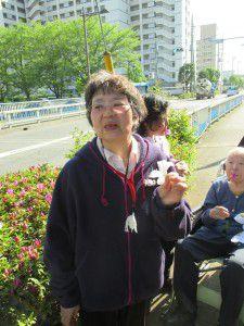 20150427黒目川のつつじがキレイに咲いていたので見に行ってきました。3