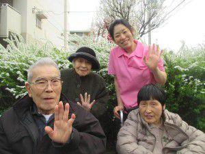 20150403花小金井からも、お花見特集をお届けします!5