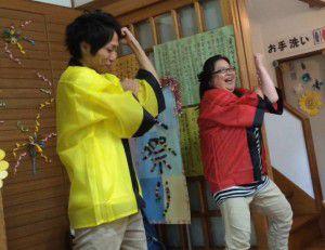 20151828学園の夏祭り!サマーフェスティバルを開催しました!4