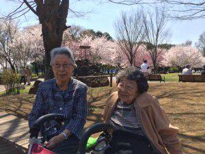 20150403学園もお花見に行ってきました!2