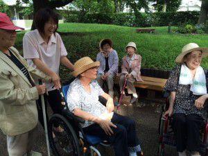 20150821日本で最初の団地「ひばりヶ丘団地」2