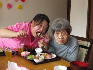 20150923花小金井でも敬老会を行ないました!4