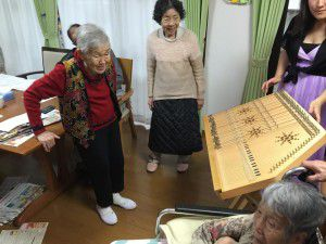 20141126花小金井で演奏会がありました。5