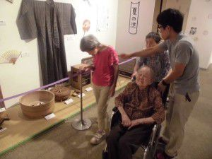 20150818中野区歴史民俗資料館へ出かけました!2