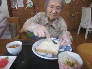 20150711今回はサンドイッチ作りを行いました♪2