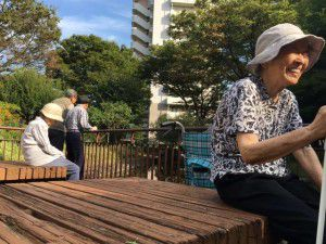 20151003お散歩日和で日光浴してきました!2