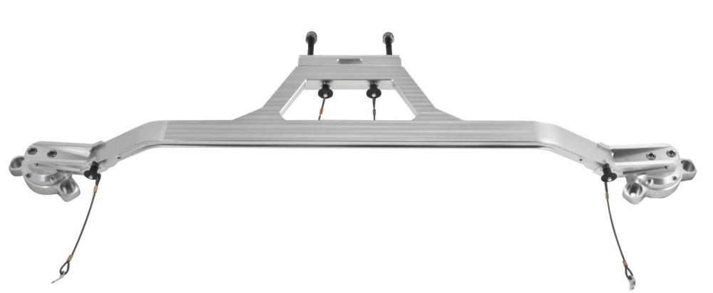medium resolution of 2008 2015 dodge challenger v8 billet aluminum engine strut tower brace bar