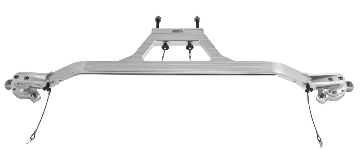 hight resolution of 2008 2015 dodge challenger v8 billet aluminum engine strut tower brace bar