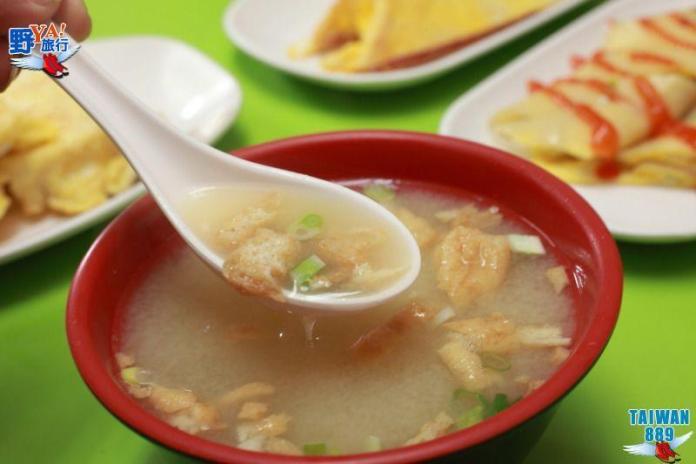 古早風味的味噌湯
