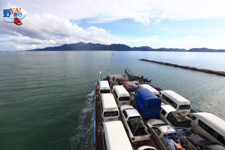 宛如世外桃源的泰國第二大島-象島 @YA !野旅行-吃喝玩樂全都錄