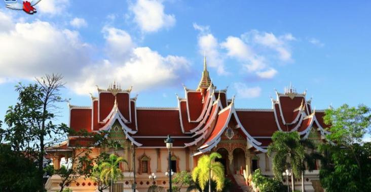 充滿法式風情的寮國首都-永珍(萬象) @YA !野旅行-玩樂全世界