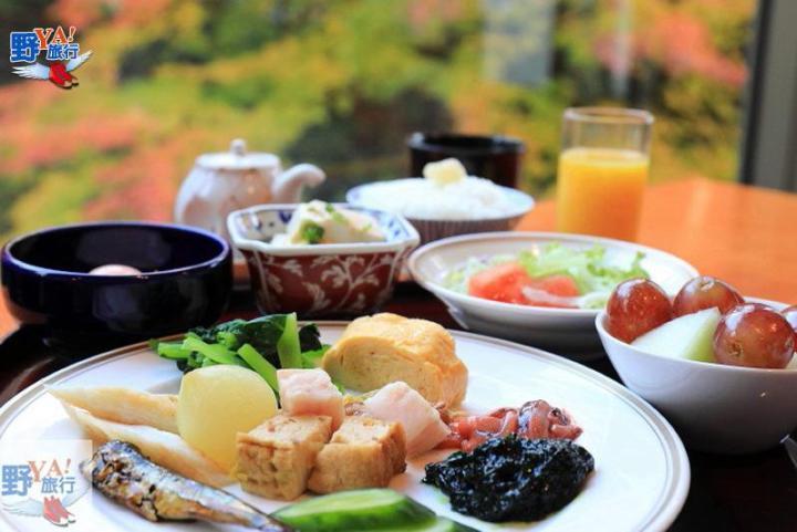 日本三大名湯秋保溫泉-新水戶屋 @YA !野旅行-吃喝玩樂全都錄