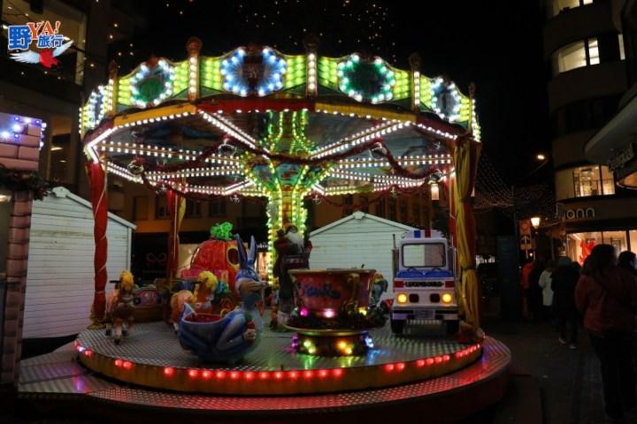 歐洲最有錢的小國-盧森堡聖誕市集 @YA !野旅行-吃喝玩樂全都錄