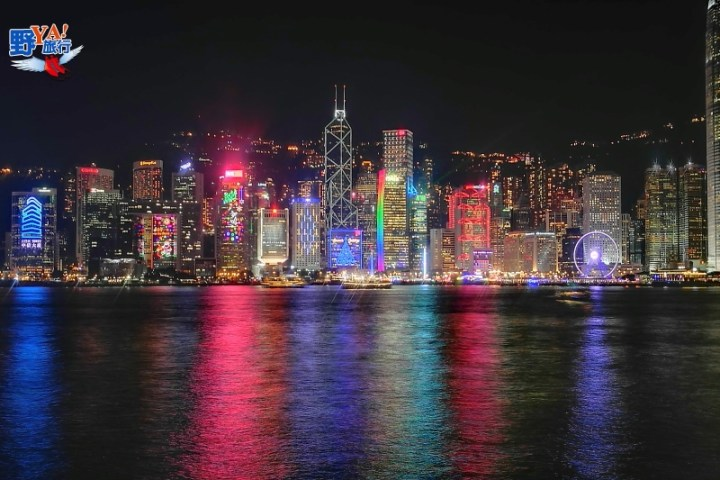 幻彩詠香江越夜越美麗,香港耶誕歡樂盛典 @YA !野旅行-玩樂全世界