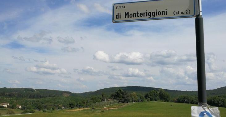 蒙特里久尼Monteriggioni @YA !野旅行-玩樂全世界