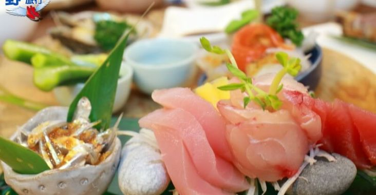 花蓮無菜單料理 原住民美食創意料理 @YA !野旅行-玩樂全世界