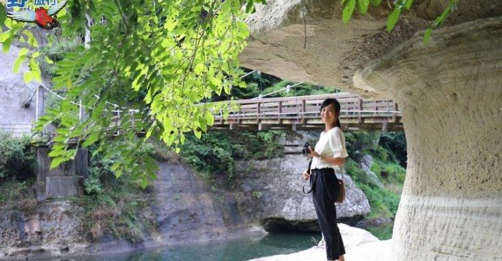 塔崖奇岩秘境,當季水蜜桃吃到飽 @YA !野旅行-玩樂全世界