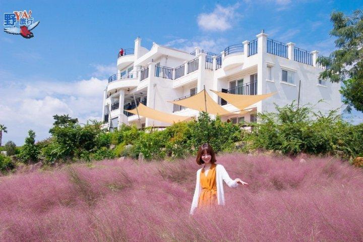 【韓國濟州-秋季限定】Manor Blanc的粉紅亂子草吹亂少女心 @YA !野旅行-吃喝玩樂全都錄