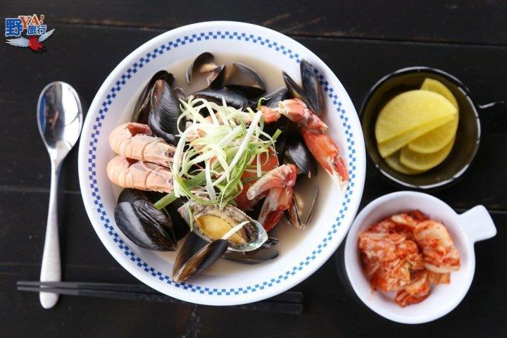 濟州島月汀里海濱限定! 浮誇系爆碗海鮮拉麵 @YA !野旅行-吃喝玩樂全都錄