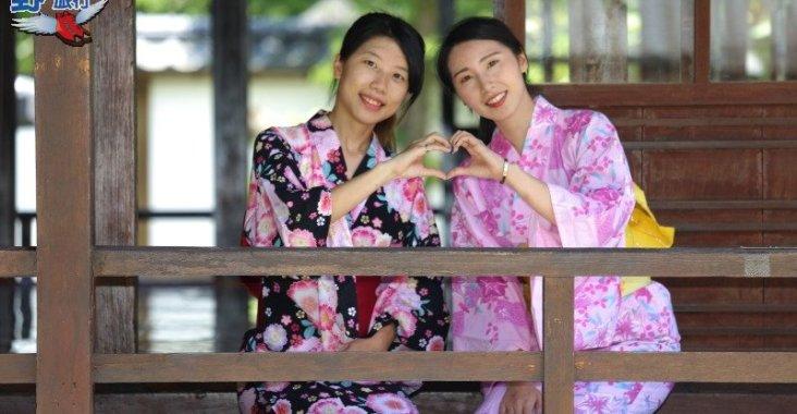浴衣體驗不用到日本,秋日和風花蓮小旅行 @YA !野旅行-玩樂全世界