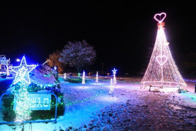 銀河鐵道點亮夜空,繽紛浪漫的東北雪國 @YA !野旅行-玩樂全世界