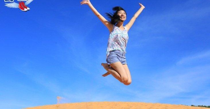 南越大漠風情,紅白沙丘飆車玩沙趣 @YA 野旅行-陪伴您遨遊四海
