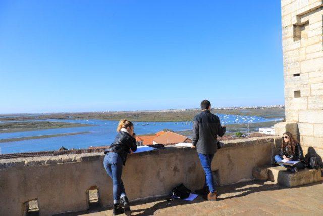 葡萄牙法羅探人骨教堂,IG打卡歐洲大陸極西點 @YA !野旅行-吃喝玩樂全都錄