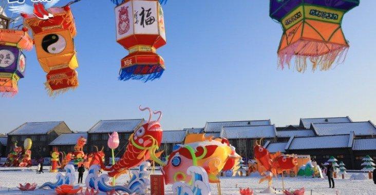 吉林雪博會霧凇冰雪節,體驗冰雪大地的熱鬧氣氛 @YA !野旅行-吃喝玩樂全都錄