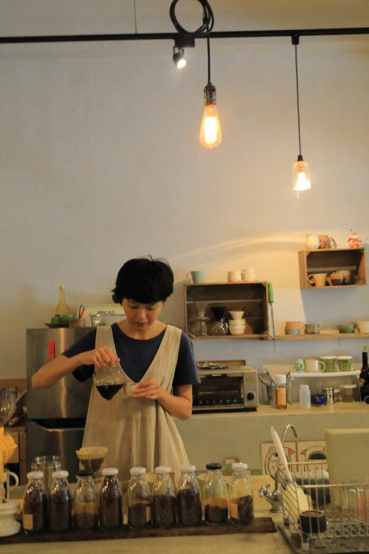 花蓮舊市區IG人氣名店 老街裡半寓咖啡飄香 @YA 野旅行-陪伴您遨遊四海