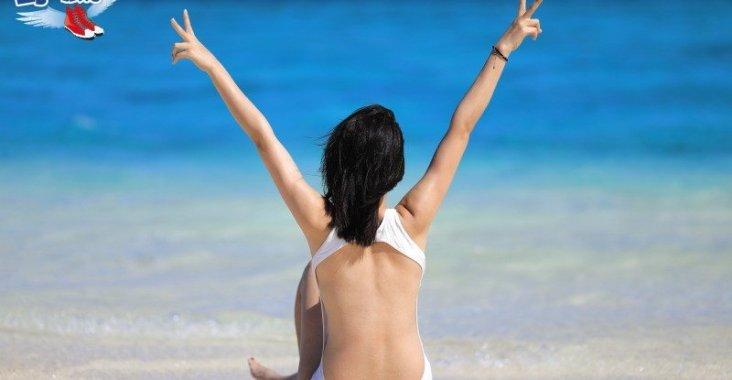 陽光沙灘比基尼 塞班軍艦島戲水天堂 @YA !野旅行-玩樂全世界
